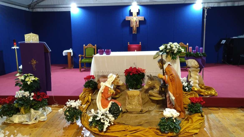 Auguri di Buon Natale da Padre Luigi e Padre Stefano ai bambini del catechismo