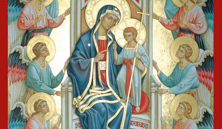 Messaggio di P. Luigi per la Solennità dell'Immacolata